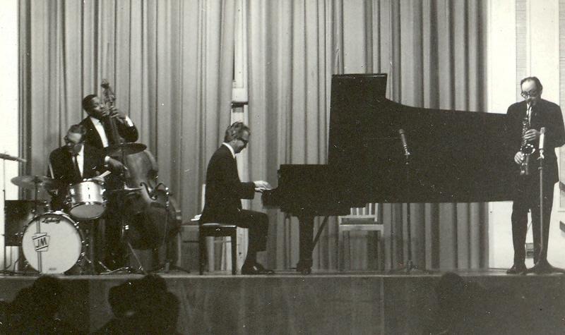Dave Brubeck Quartet 1967