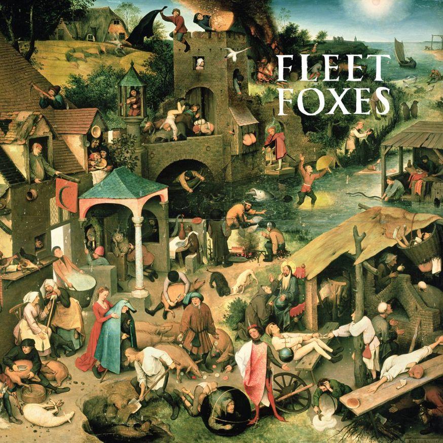 Fleet Foxes - 2008 - Fleet Foxes