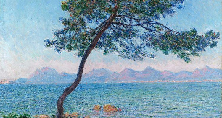 Claude Monet - Mountains at l'Esterel