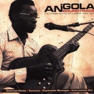 Música de Angola