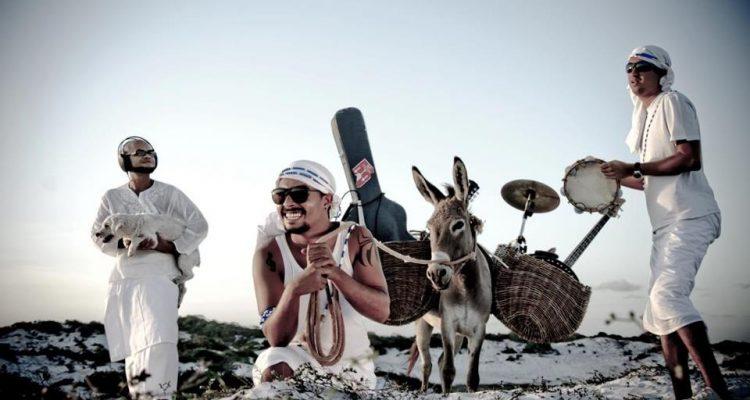 Ricardo Caian e Os Beduínos Gigantes