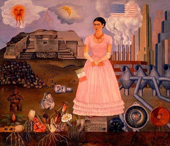 Que tal comemorar os 105 anos de Frida Kahlo?   SOUL ART