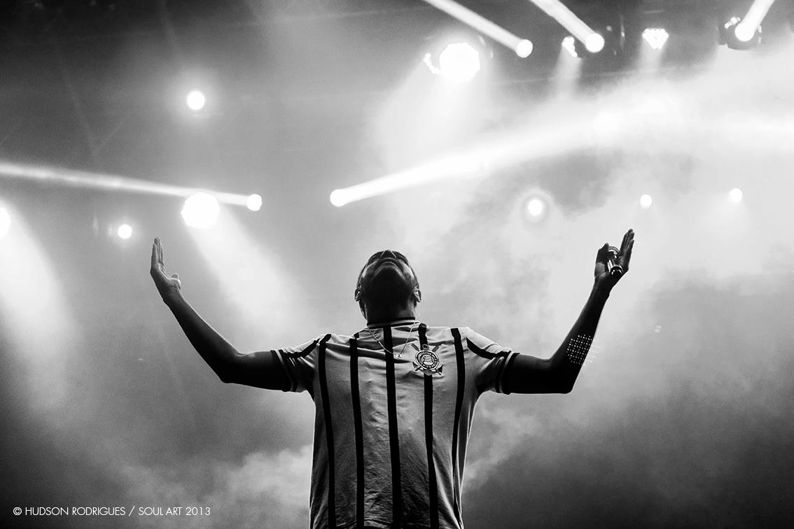 O rap e o Motiva Music Festival