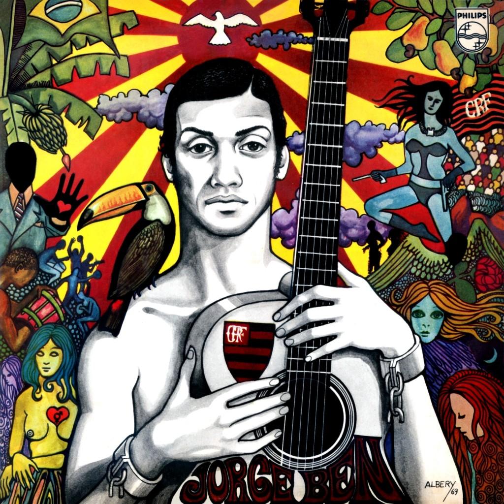 Jorge Ben -1969- Jorge Ben capa