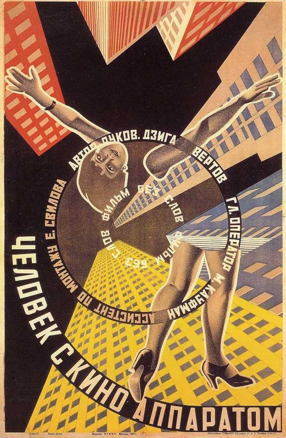 139. Um homem com uma câmera (1929) Chelovek s kino-apparatom