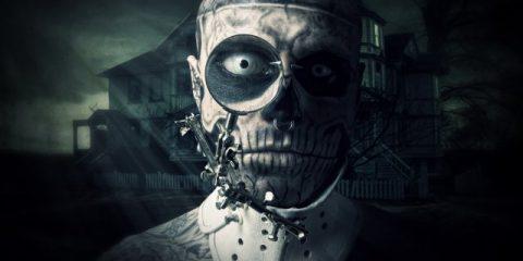 Rick Genest – Zombie Boy