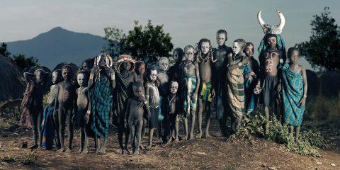 Tribos da Etiópia