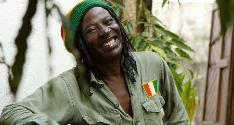 Alpha Blondy and The Wailers, Jerusalem (1986)