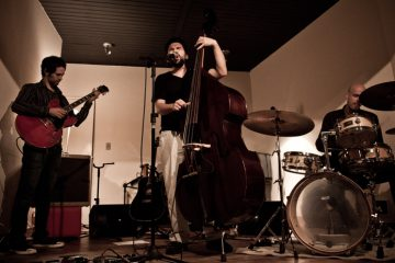 Achados & Perdidos: João Taubkin Trio