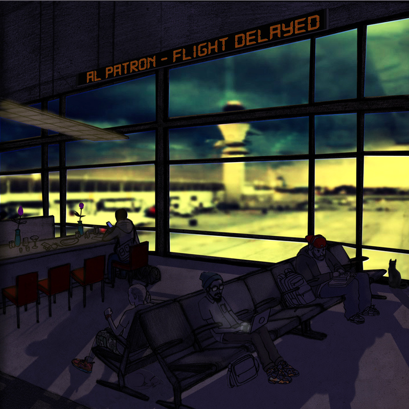 Al Patron – Flight Delayed (2012)