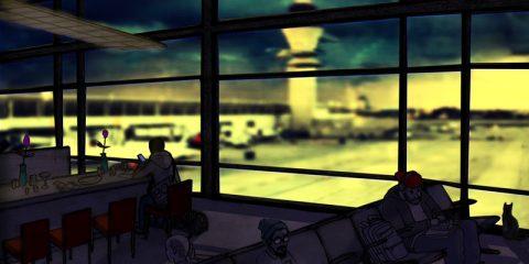 Diário de Pedradas - Al Patron – Flight Delayed (2012)