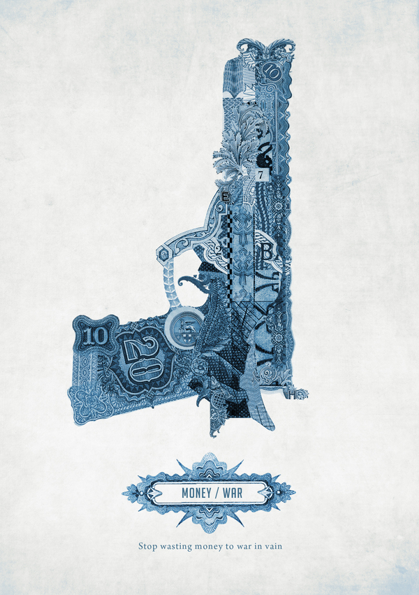 Money War by Graziano Losa - 01