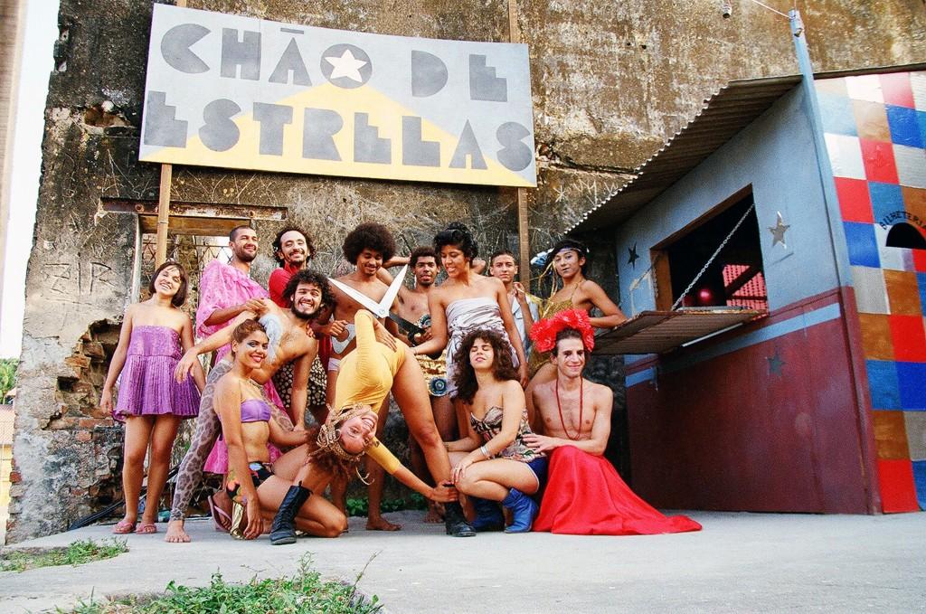 TATUAGEM _ Grupo Chão de Estrelas _ cred Flávio Gusmão