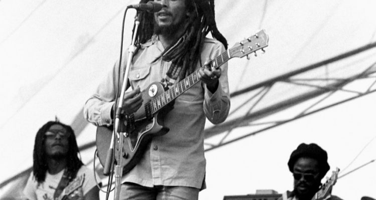 Bob Marley and The Waillers – Survival (1979)