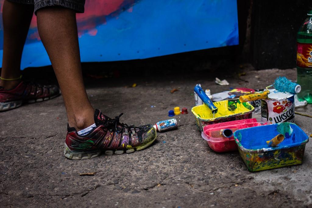 VIII Dia do Graffiti no Bixiga - A rua é nossa!
