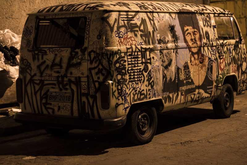 Itinerário Rap (Foto: Thiago Nascimento)