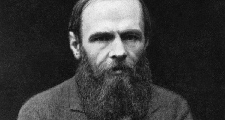 A culpa é do Dostoievski