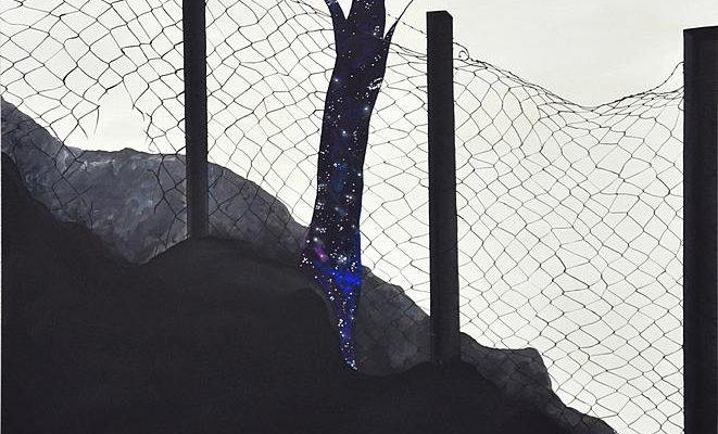 A arte contemporânea pelos traços de Thiago Toes