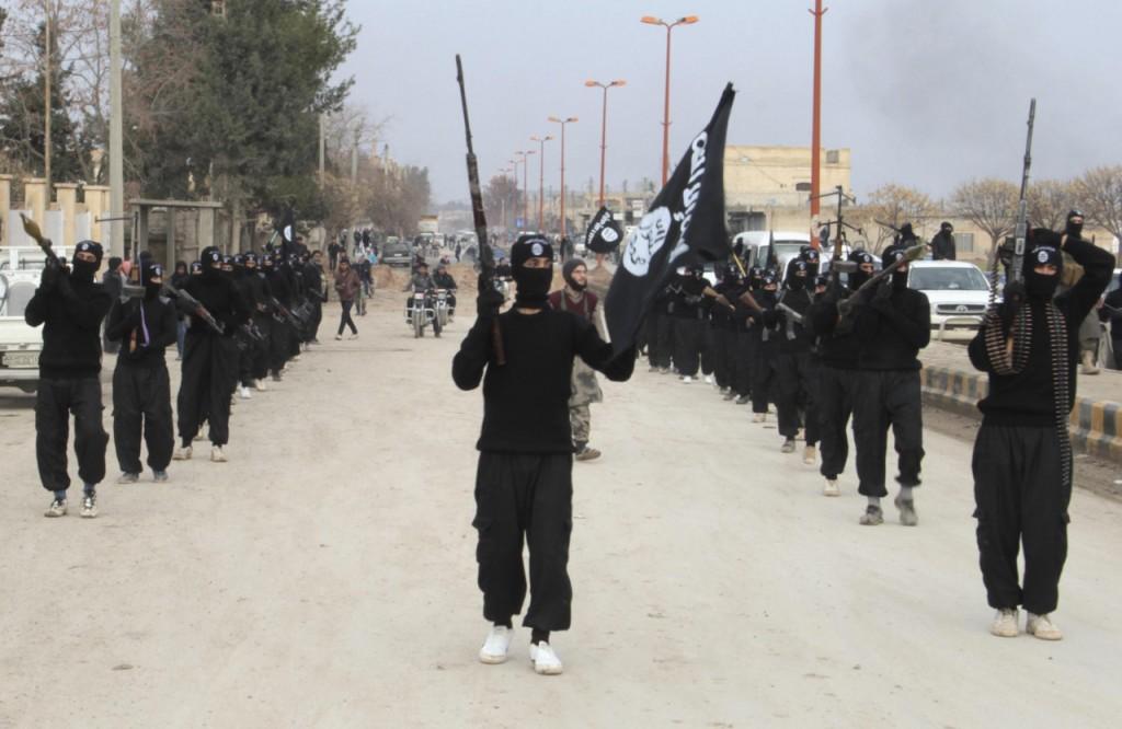 O Estado Islâmico ascendeu repentinamente, bem armado e estruturado. Quem os preparou?