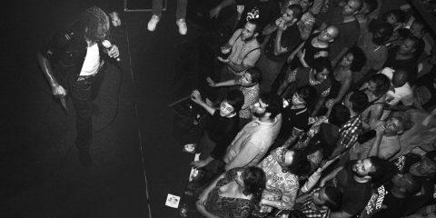Horace Andy ao vivo na Noite Tupinikingston em Santo André