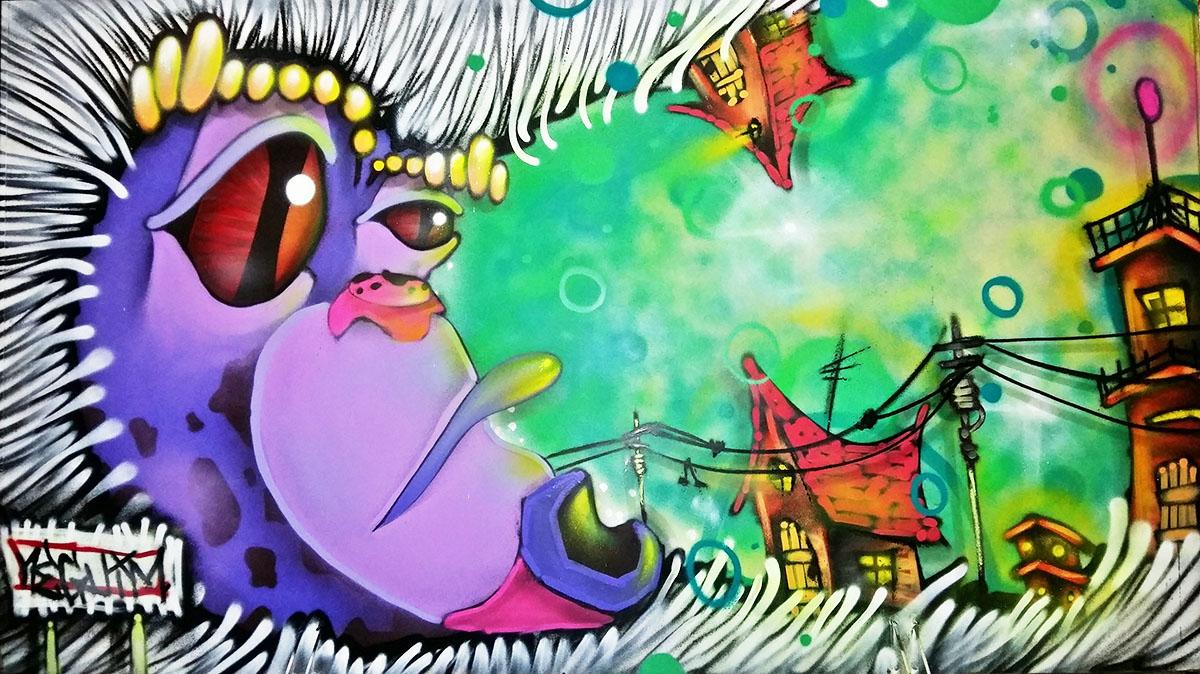 Macacolândia - Léu Araujo 1