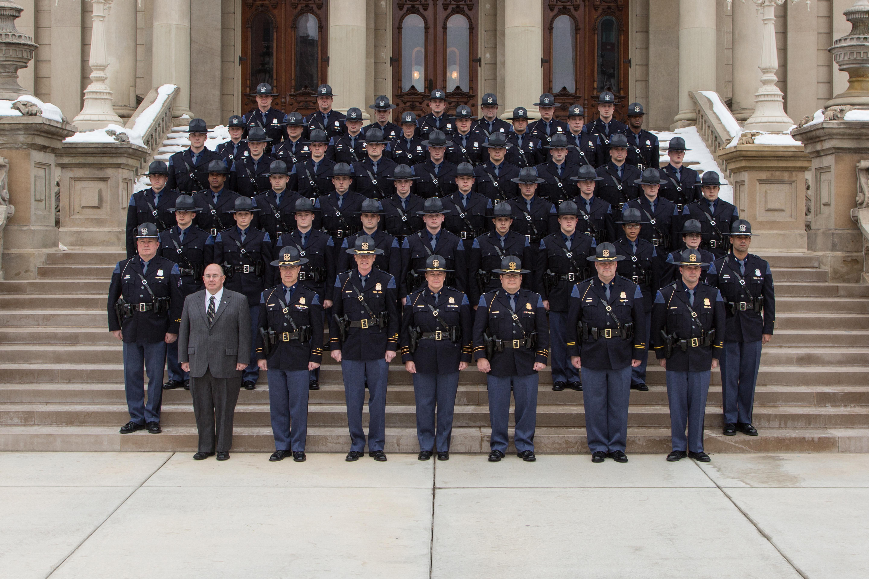 Michigan Police (foto oficial)
