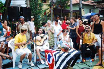 25 álbuns do Samba de São Paulo disponíveis no Spotify