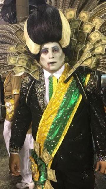 Paraiso do Tuiuti - Carnaval Rio 2018