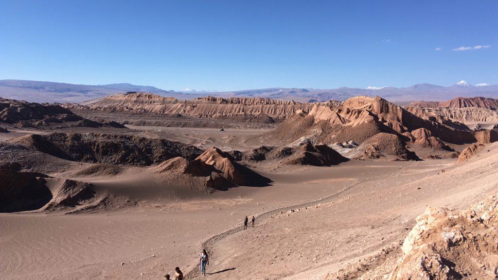Deserto do Atacama/Chile - Mayara