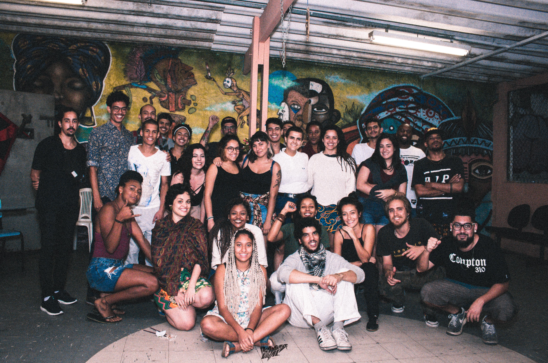 35 anos de Projeto Meninos e Meninas de Rua (Foto: Insanidade Visual)