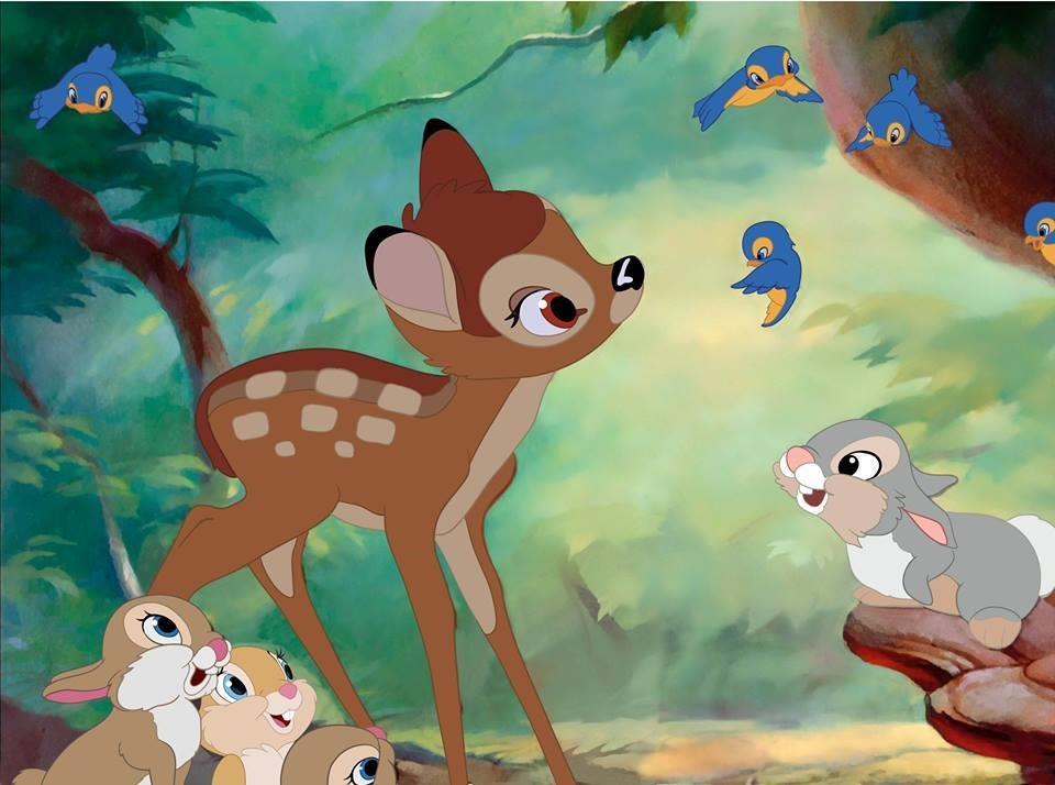 Filme: Bambi