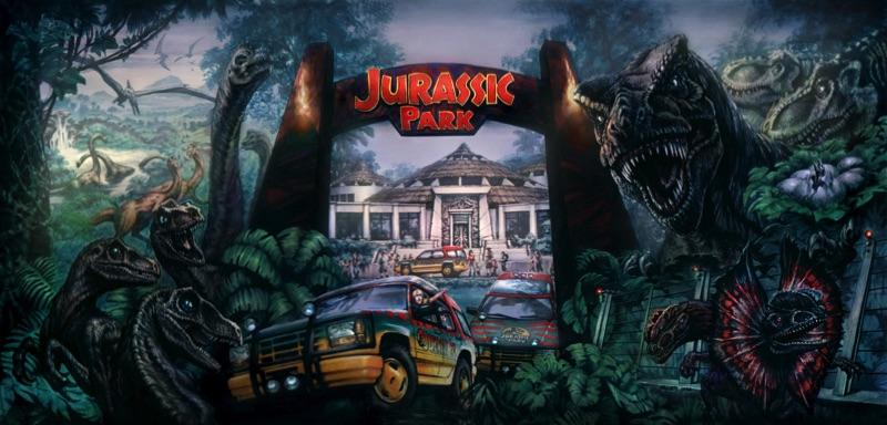 Filme: Jurassic Park