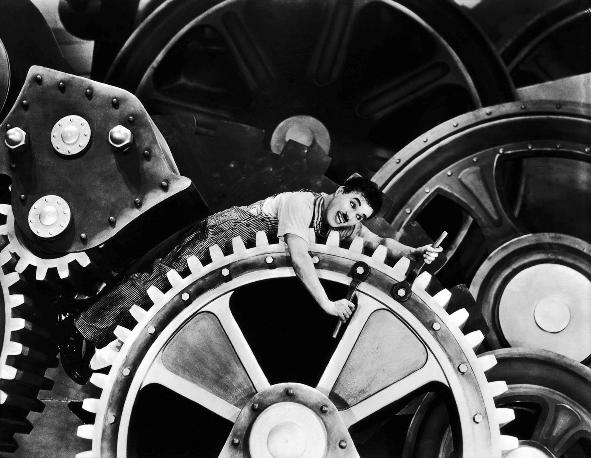 Filme: Tempos Modernos
