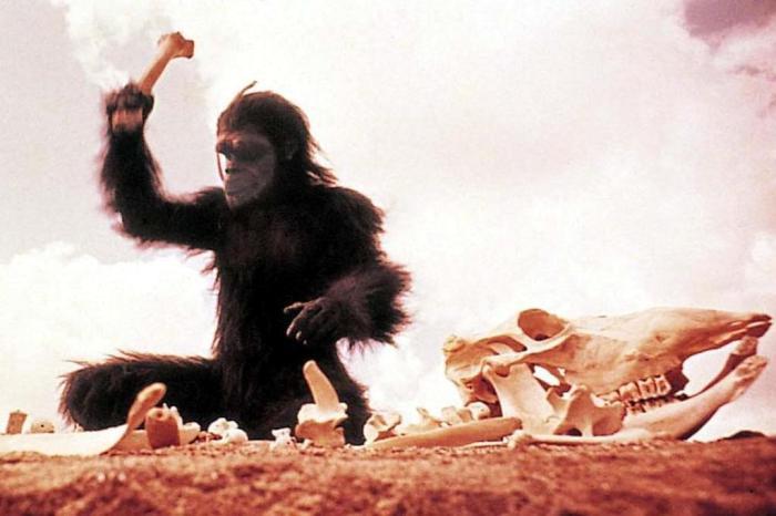2001 - Uma Odisseia no Espaço (Stanley Kubrick, 1967)