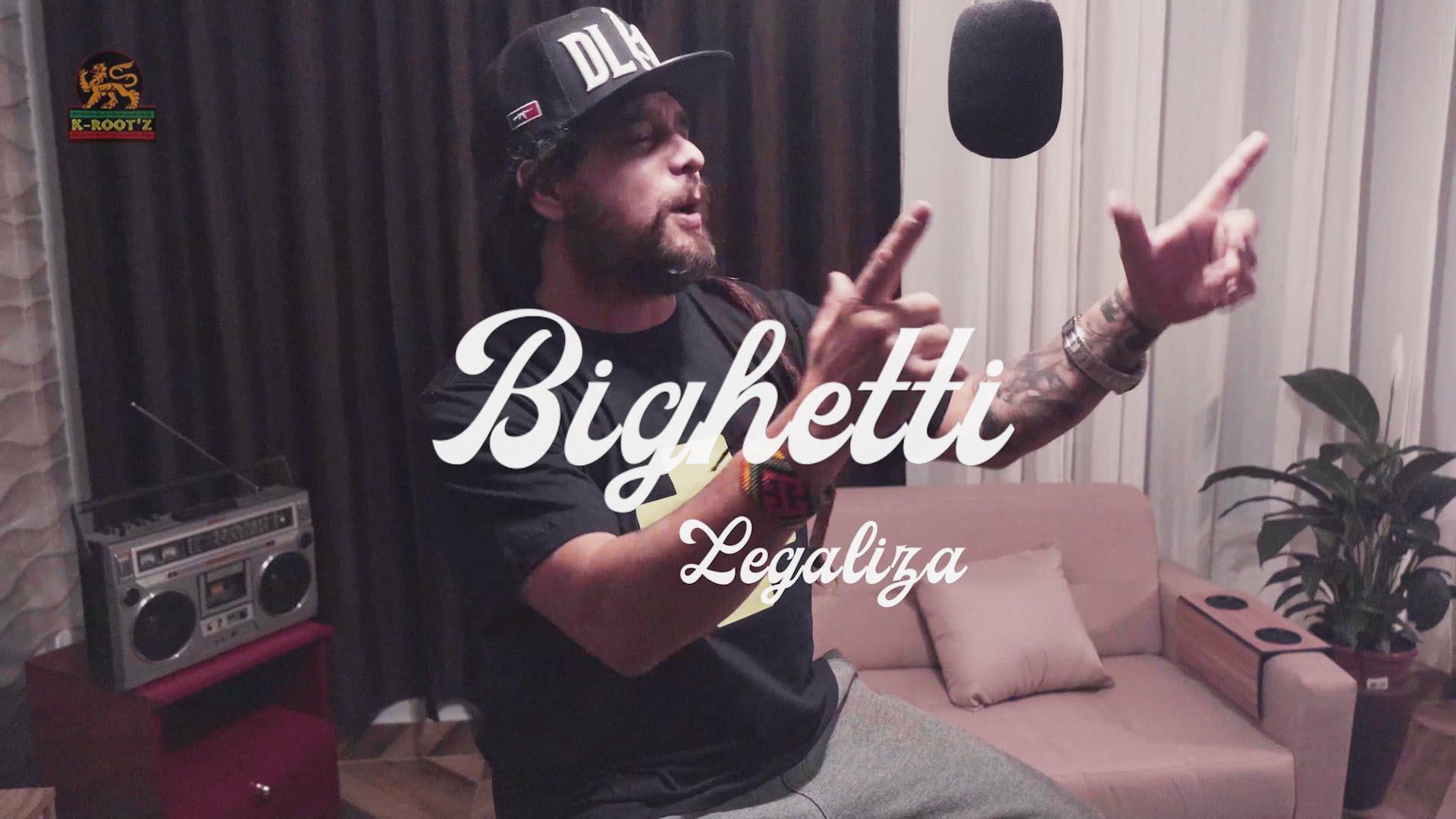 """Bighetti """"Legaliza"""" na Sessão Prime"""