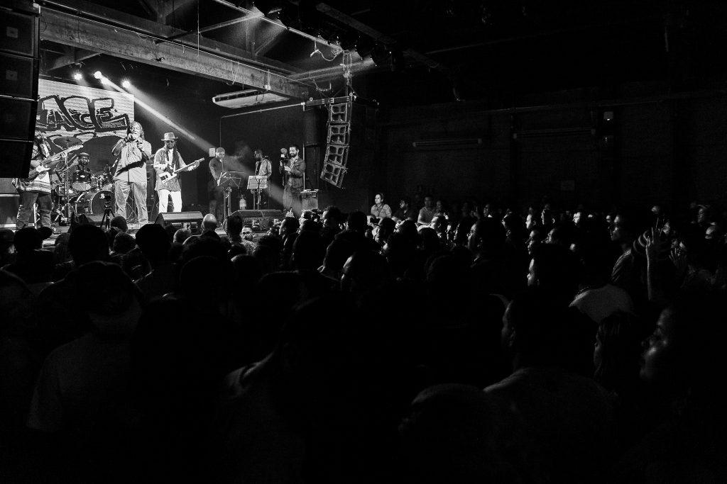 Jamboree apresenta Horace Andy em São Paulo - Foto por Thiago Nascimento