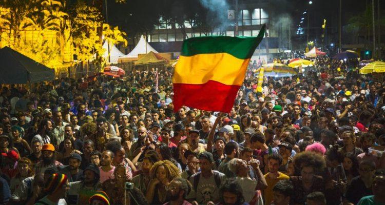 Dia Municipal do Reggae - O Reggae É Lei