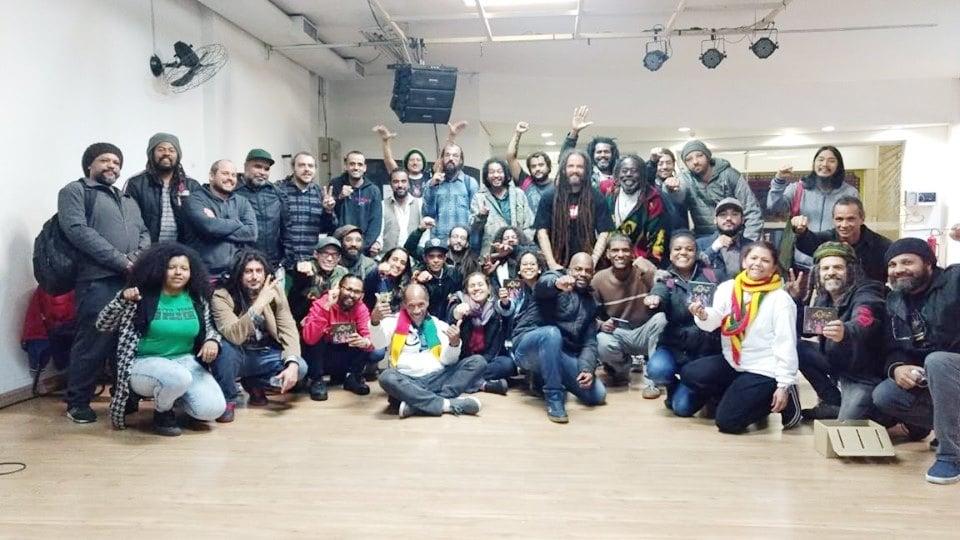 Reunião do Fórum do Reggae em 02/09/19
