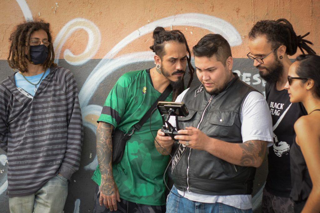 Imagine Só - produção cinematográfica da REALI7E com Peter Young Lion e Robson Lira - Fotografia por Jean Carvalho