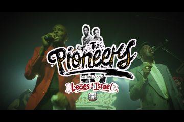 The Pionners e Leões de Isarael na Jamboree com show gravado pela SOUL ART