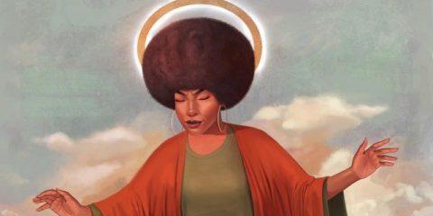 juan calvet - deus é uma mulher negra