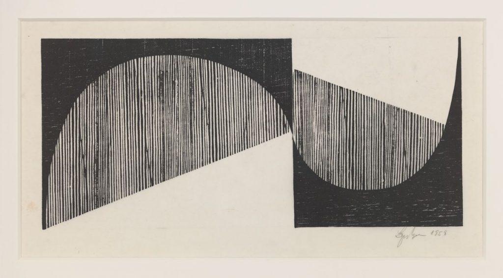 Tecelar (1959) - Lygia Pape