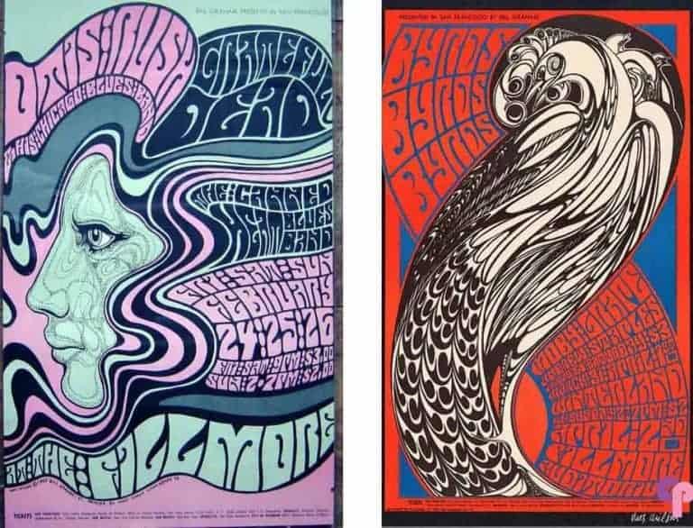 A arte psicodélica