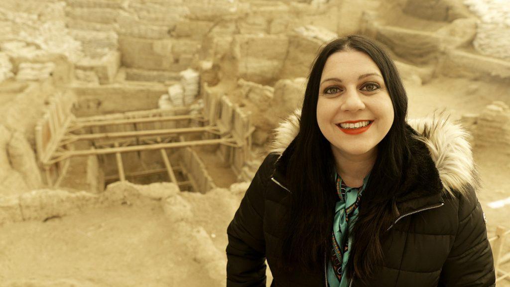 Janira Ramirez - Tesouros Arqueológicos