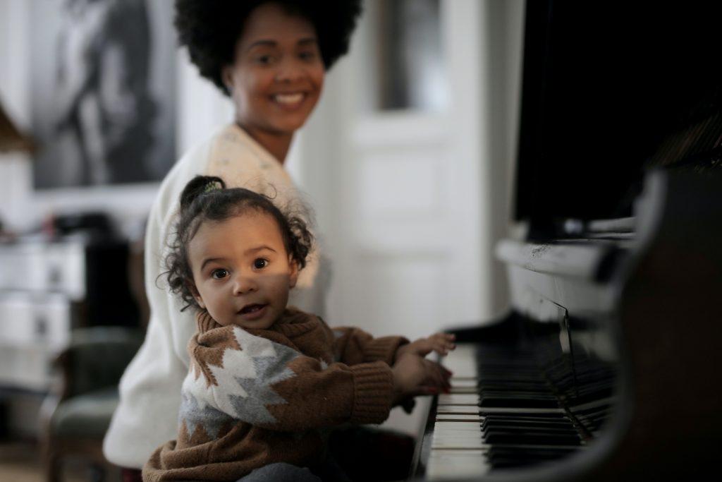 música e infância