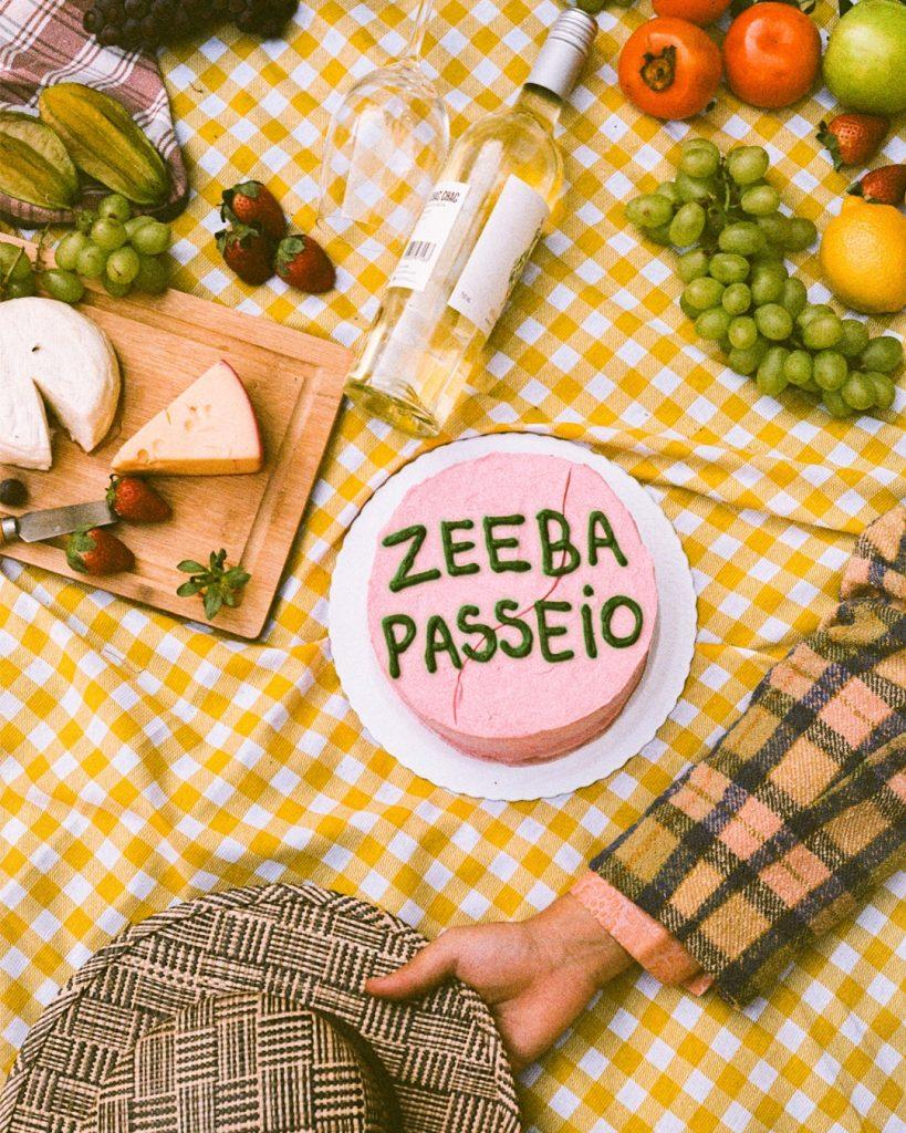 """Zeeba veio a """"Passeio"""""""