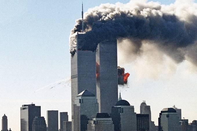 Imagens do World Trade Center - Estados Unidos