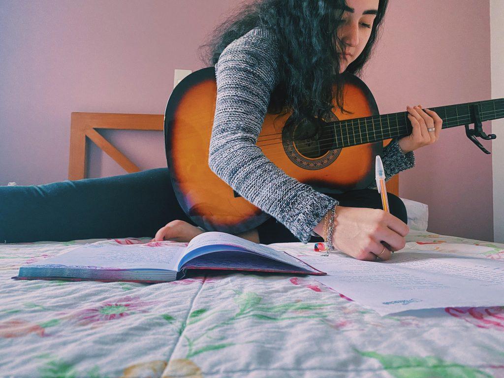 produção musical