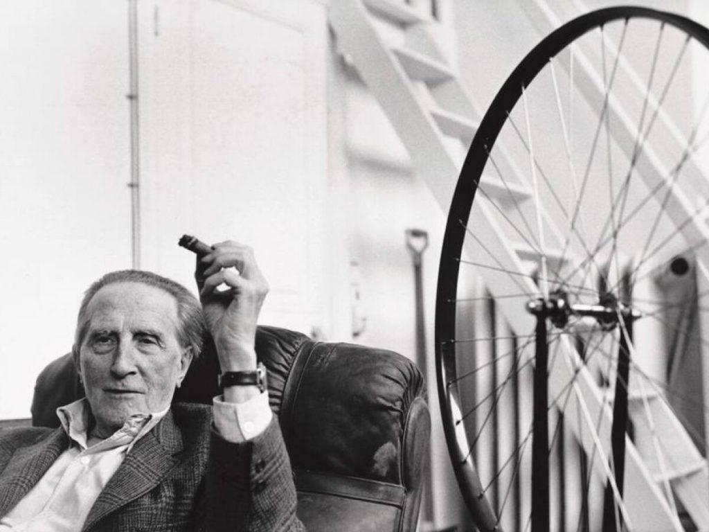 Marcel Duchamp e a segunda guerra mundial